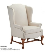 6359 wing chair