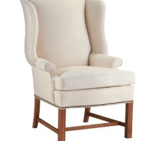 6445 wing chair