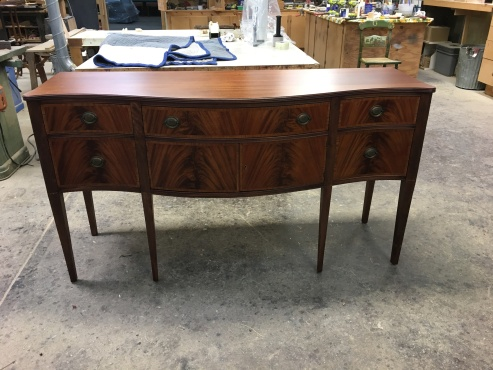 restored buffet